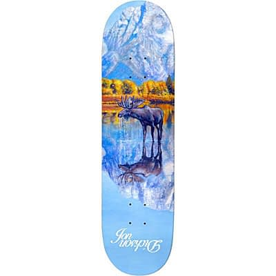 8.0″ Deathwish Skateboards- Jon Dickson Mirror Lake DECK at Decadence