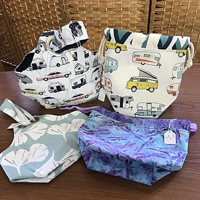 Ladies Handbags by Local Crafter at 2nd Time Around Pocatello