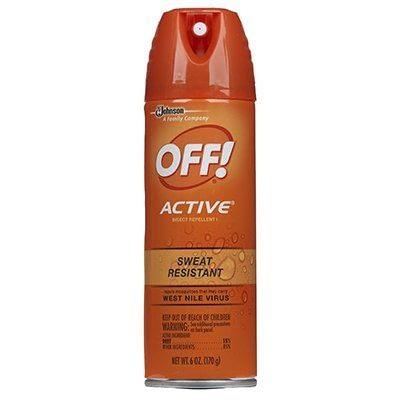 Off! Aerosol Active Insect Repellent-6 OZ at C-A-L Ranch Stores