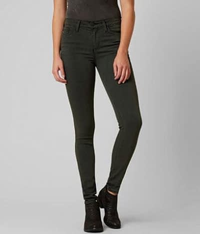 Mid-Rise Skinny Stretch Jean at Buckle
