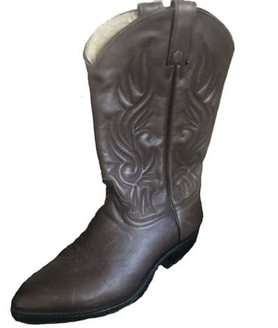 Abilene Western Boots at 2nd Time Around Pocatello