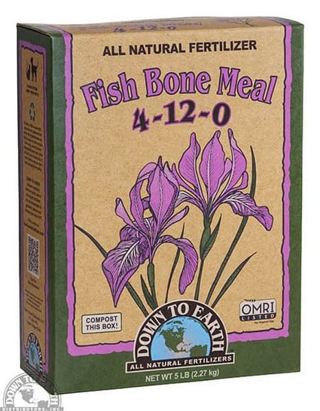 Fish Bone Meal 4-12-0 Fertilizer at C-A-L Ranch Stores