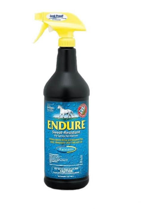 Endure Sweat-resistant Fly Spray 32 Oz at C-A-L Ranch stores