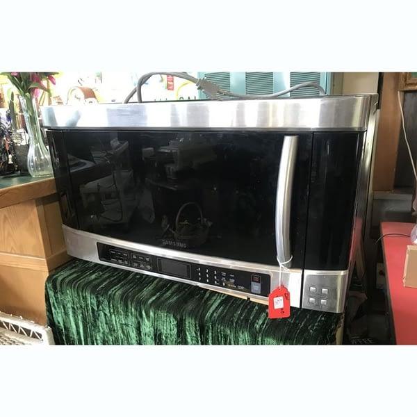 Shop Pocatello 2nd Time Around samsung microwave