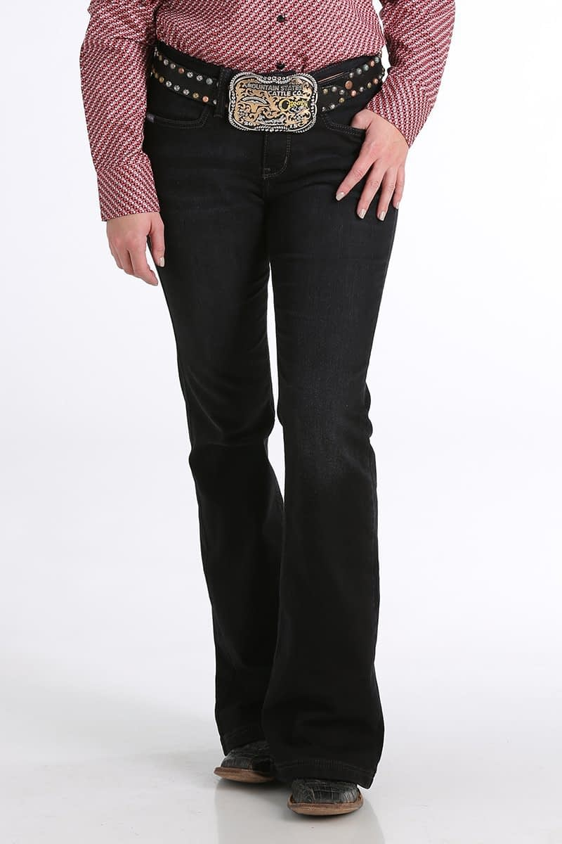 Cinch Women's Slim Trouser at Vickers Western Stores