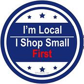 Shop local market place logo